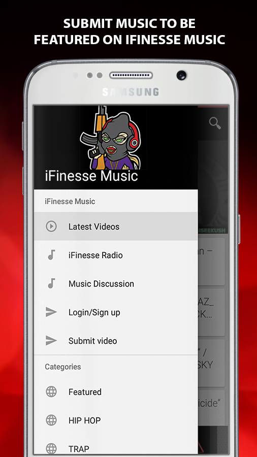 Submit Music to be featured on iFinesse Music