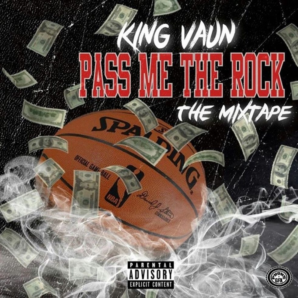 @KingVaun_ – Pass Me The Rock (Ep) #KingVaun $KPD