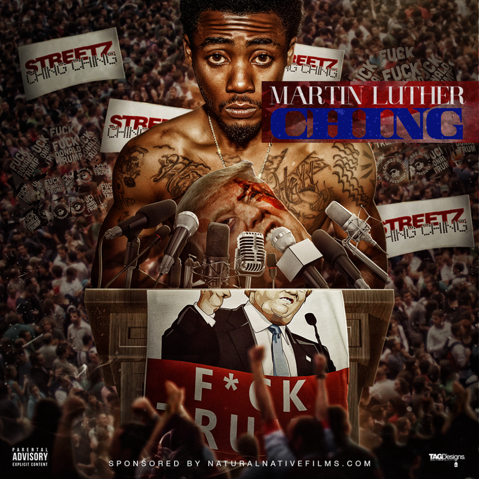 @Streetzbloody = Martin Luther Ching Mixtape $KPD