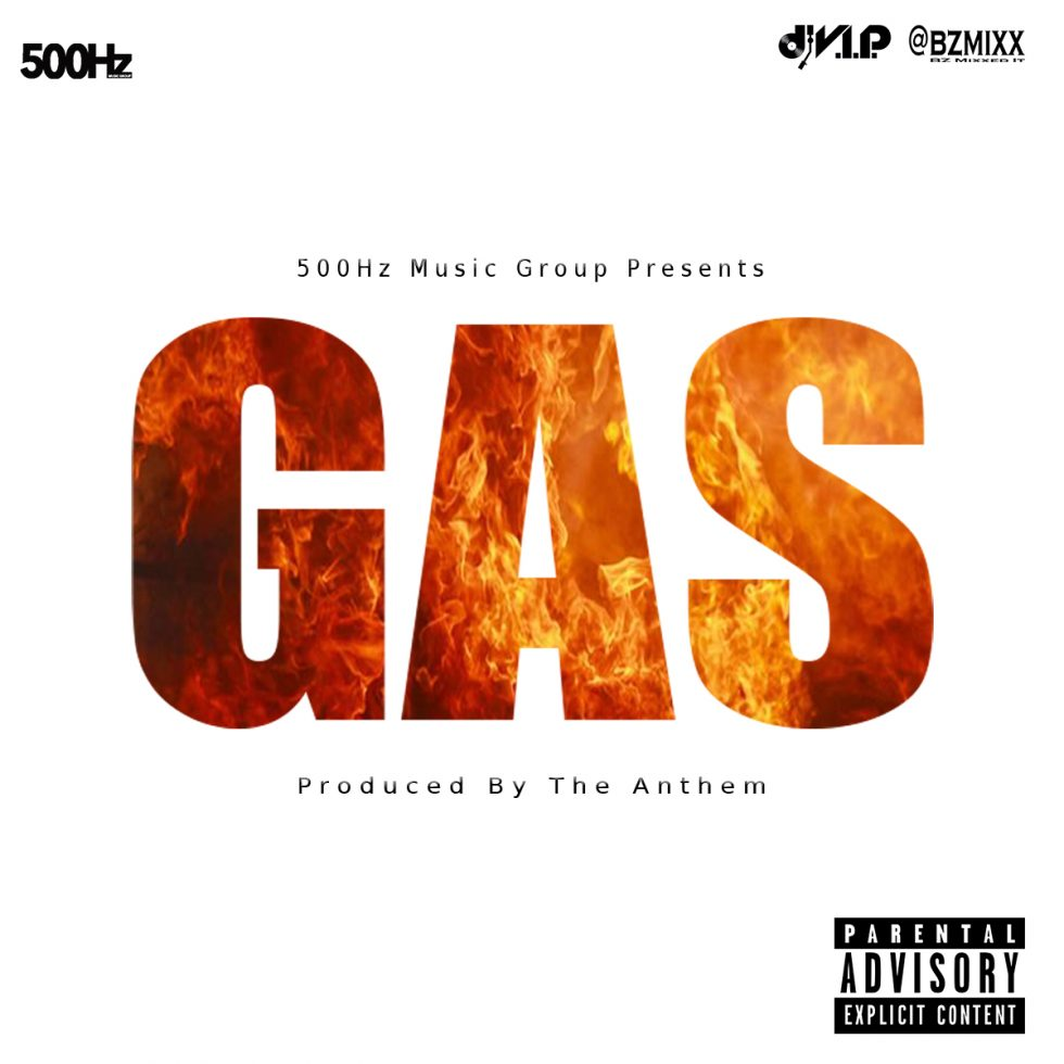 "The Anthem's new ""GAS"" #Mixtape – @AnthemLBC 