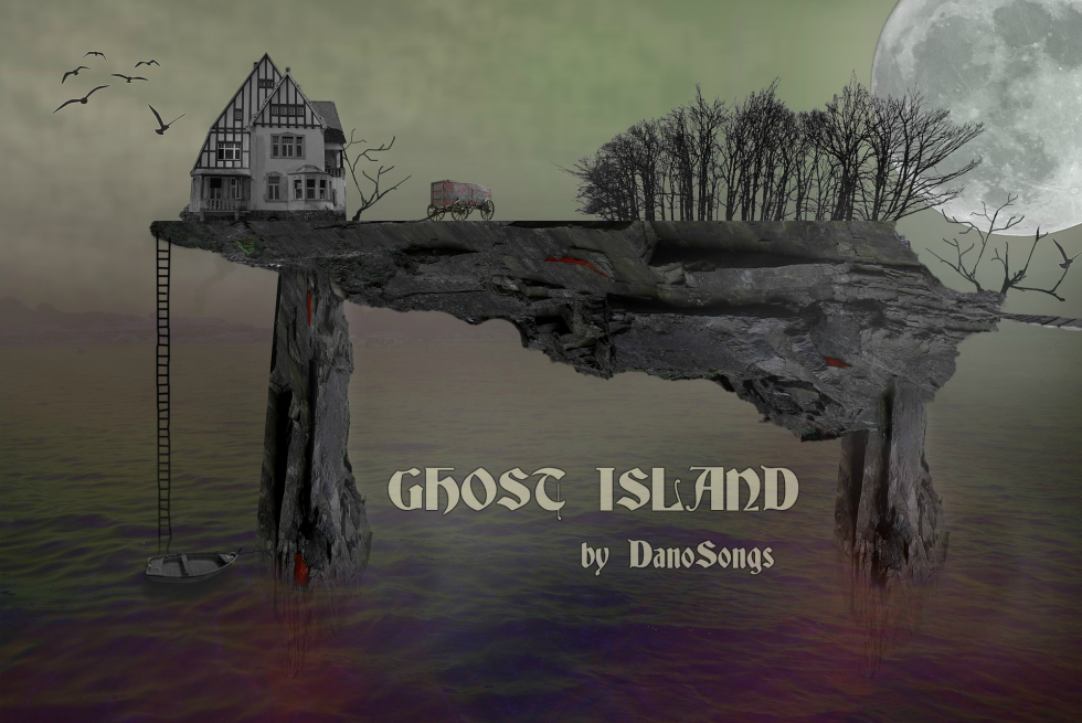 'Ghost Island' New EDM Trap Mix from @Danosongs | $KPD