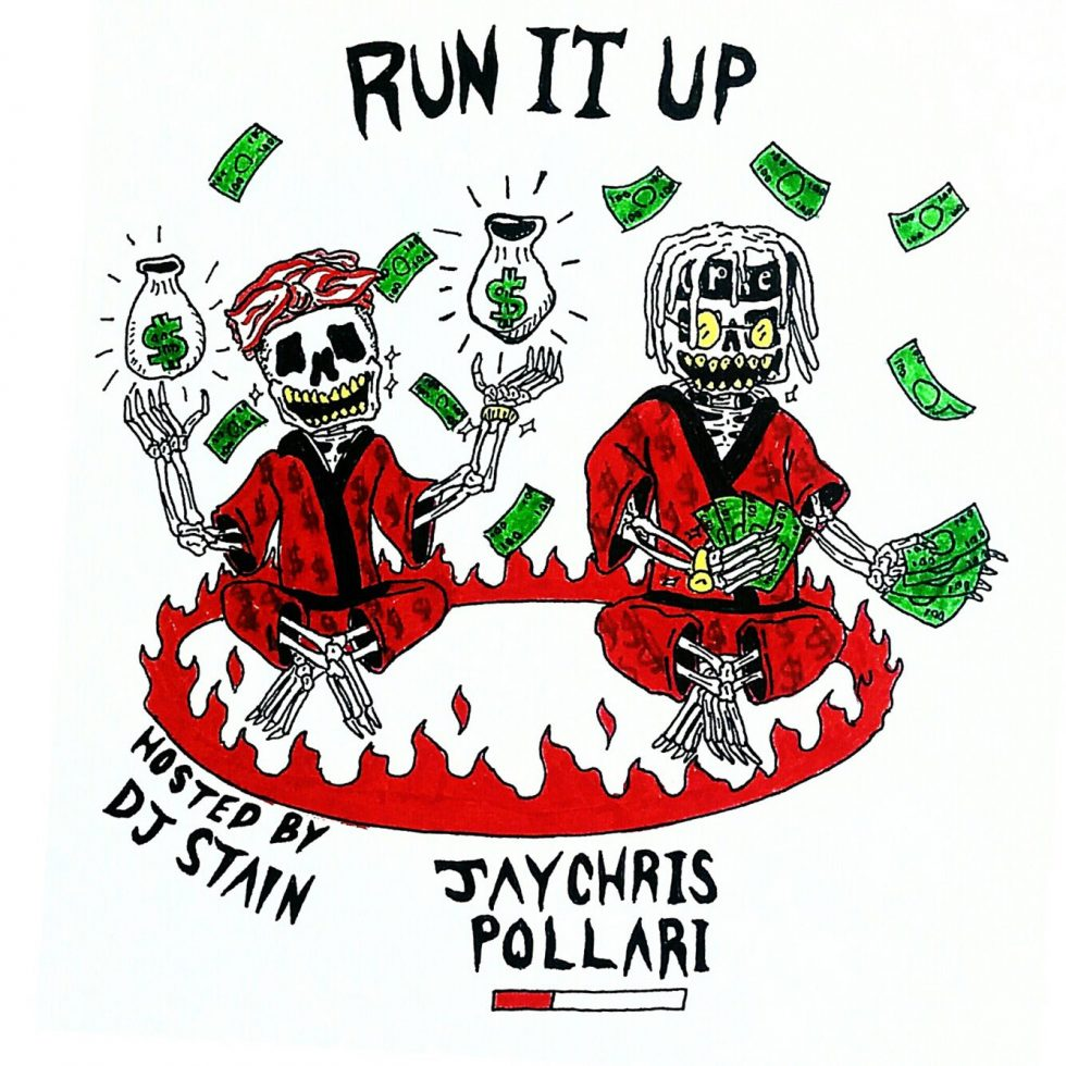 💸✨Run it up✨💸@KEVINPOLLARI x @JayCardiacChris Hosted by @PrivateDJStain