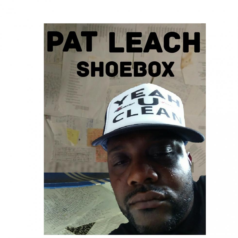 """PAT LEACH C.E.O. of Clumsy Diamond Thief – """"YOU GOT ME, I GOT US"""""""