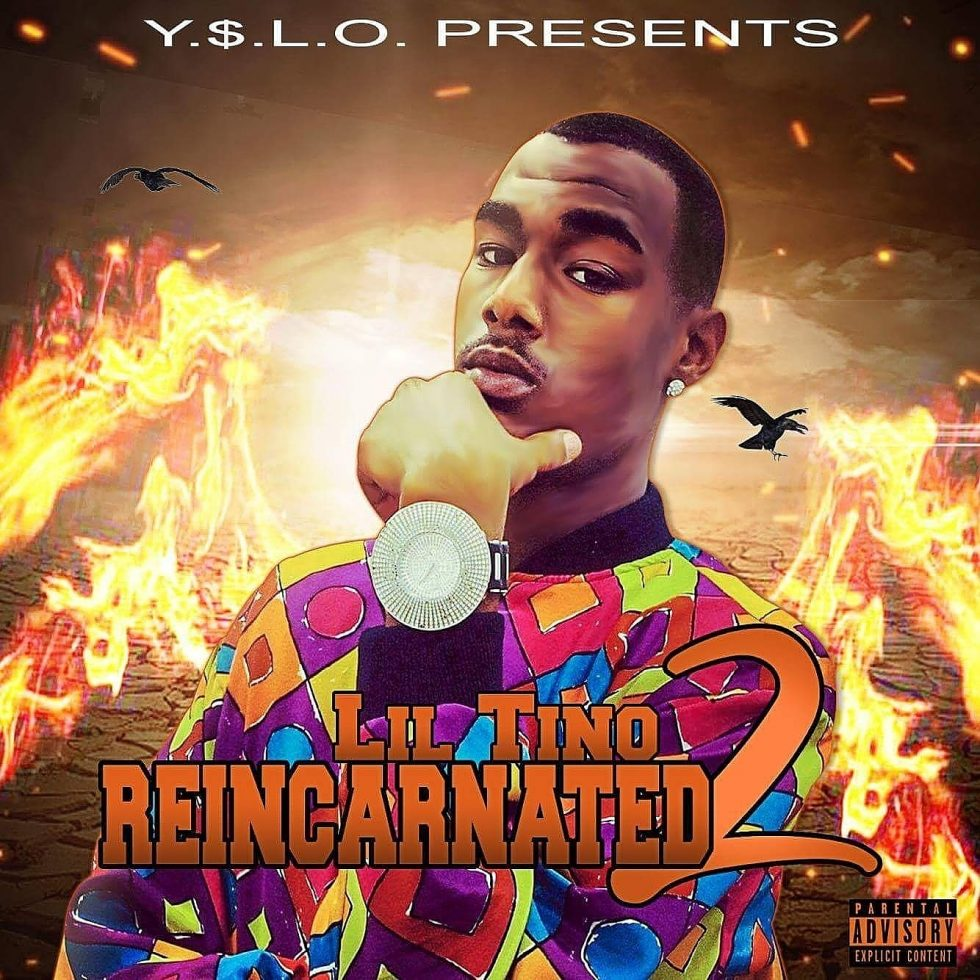 "Memphis Rapper Lil Tino Drop His Second Official Mixtape ""Reincarnated 2."" @Lil_Tino20 